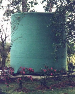 fiberglass chemical tanks - 6000 gallons